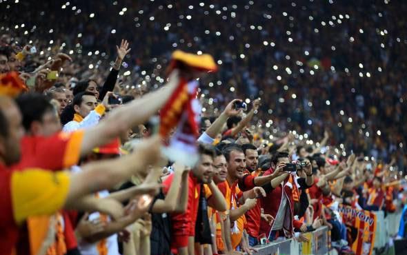 Galatasaray'dan Boca Juniors hareketi antrenmanı 50 bin kişi izleyecek