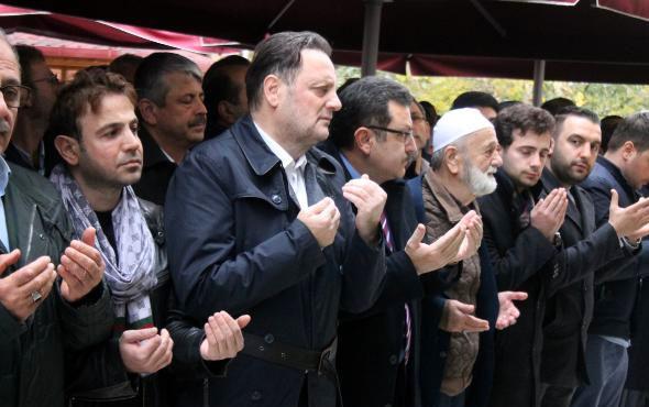 TFF Başkan Vekili İbrahim Usta'nın acı günü