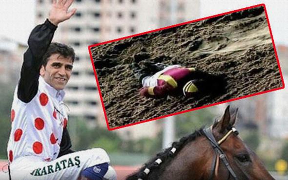Şampiyon jokey Halis Karataş hastanelik oldu!