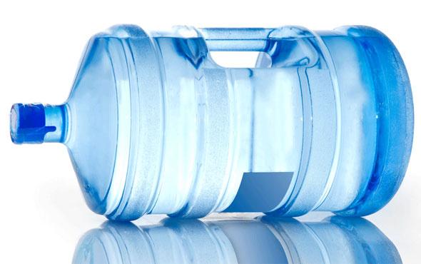 Plastik damacanalarla ilgili ürküten uyarı