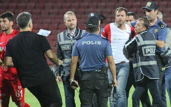 İşte Balıkesirspor-Ümraniyespor maçıyla ilgili karar