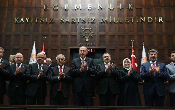 Ak Parti Ankara adayı Mehmet Özhaseki'den ilk açıklama!