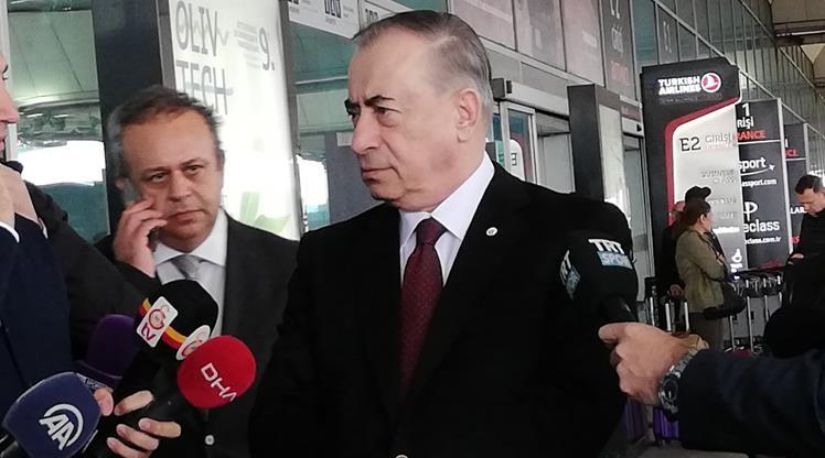 Mustafa Cengiz'den Kulüpler Birliği'ne sert sözler!