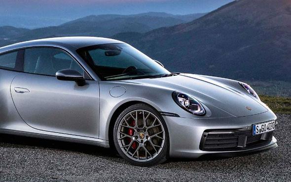 Porsche 911 resmen tanıtıldı İşte fiyatı ve özellikleri