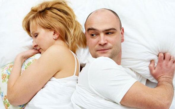 Cinsel isteksizliğin sebepleri nelerdir
