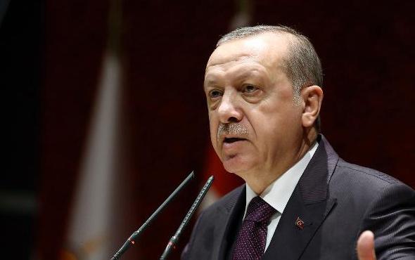 Cumhurbaşkanı Erdoğan'dan S-400 ve Münbiç açıklaması