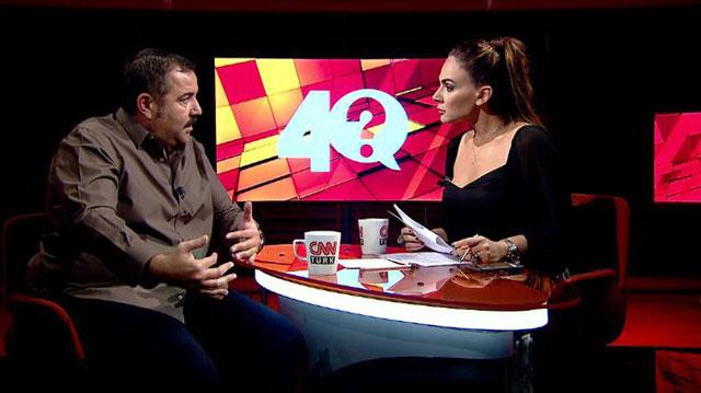 CNN TÜRK'te Ata Demirer'in bozulmasına sebep olan soru - Sayfa 1