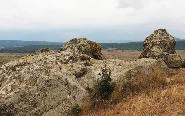 Çanakkale'de 2700 yıllık antik kent keşfedildi