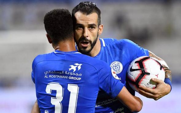 Negredo Beşiktaş'tan gitti gollerine devam ediyor