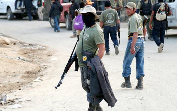 Meksika'da cenaze evine silahlı saldırı: 4 ölü
