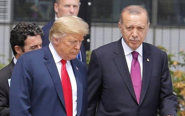 Cumhurbaşkanı Erdoğan'la Trump bugün görüşecek