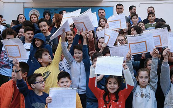Kaç puanlar teşekkür belgesi alınır 2019 MEB takdir alma puanı