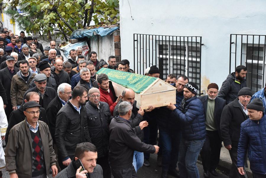 Gebze'deki viyadük kazasında ölen işçi 2-3 saat önce işe başlamış