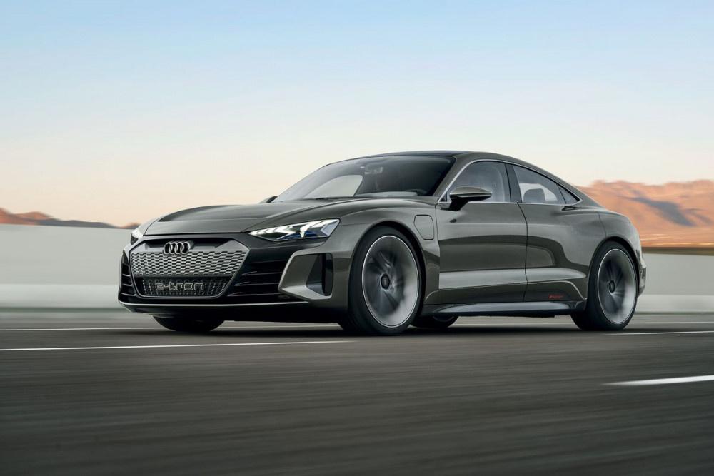 Audi yeni elektronik aracıyla Tesla'ya rakip olacak - Sayfa 1