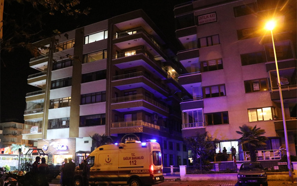 Yalova'da 4'üncü kattan düşen kadın öldü
