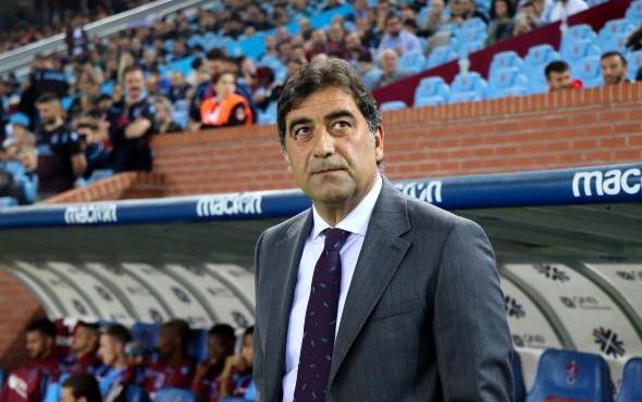 Yerden yere vuruldu: Ünal Trabzon'u bitirdi
