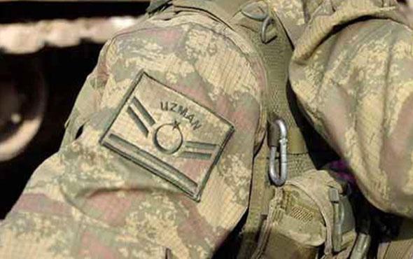 Uzman Çavuş, askeri araçla kayıplara karıştı