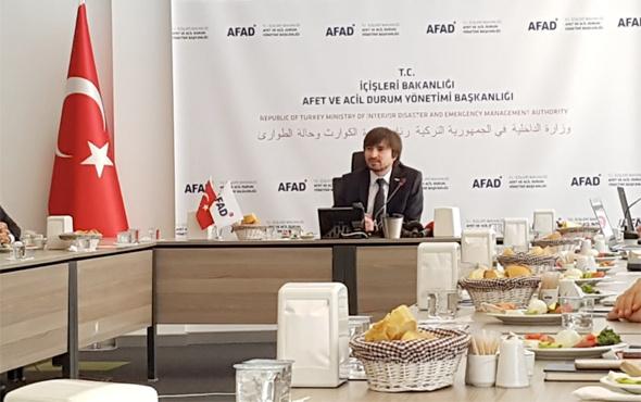 AFAD Başkanı Mehmet Güllüoğlu'ndan tsunami uyarısı