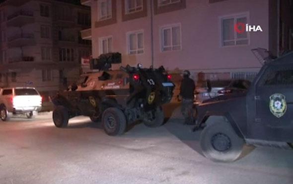 Ankara'da PKK'nın haraç çetesine operasyon!