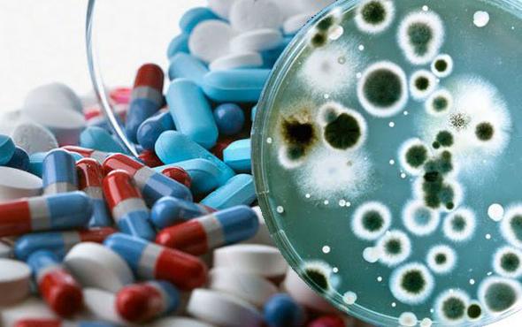 Bakterilerin direnci arttı bir yılda 33 bin kişi öldü