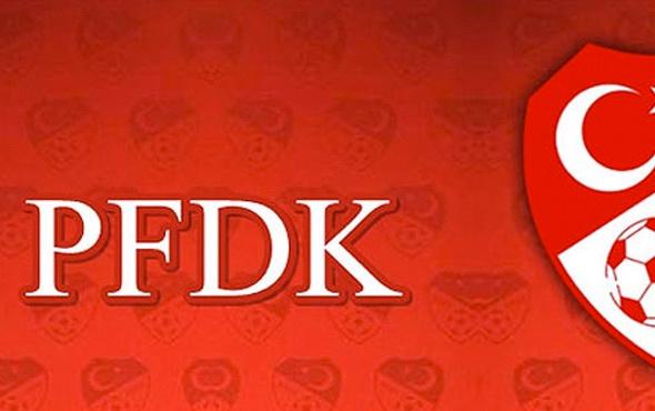 Beşiktaş ve Sivasspor PFDK'ya sevk edildi