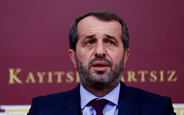 MHP'li Saffet Sancaklı: Futbol Federasyonu'na kayyum atansın