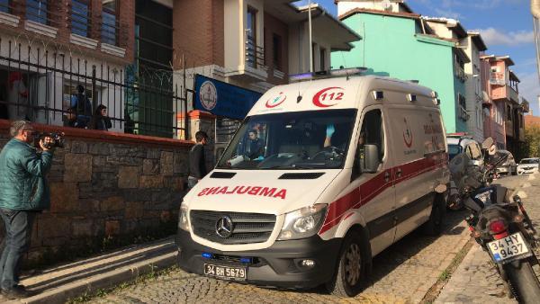 Üsküdar'da  öğretmene silahlı saldırı...
