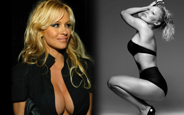 """""""Bir erkek bana yetmez"""" demişti! Pamela Anderson'ı öldürülme korkusu sardı"""