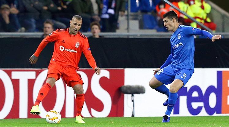 Genk Beşiktaş UEFA Avrupa Ligi maçı golleri ve geniş özeti