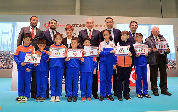 İBB Başkanı Uysal: '40. İstanbul Maratonu'nda 10 bin kişi görev alacak'