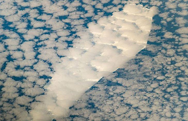 NASA dünyayı korkutan görüntüyü paylaştı gün geçtikçe eriyor...