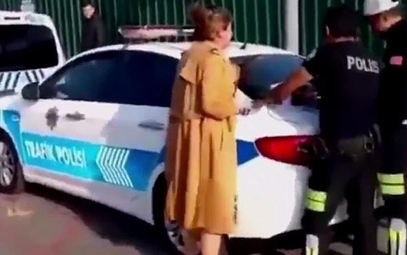 'Çığlık atan kadın' videosuna inceleme