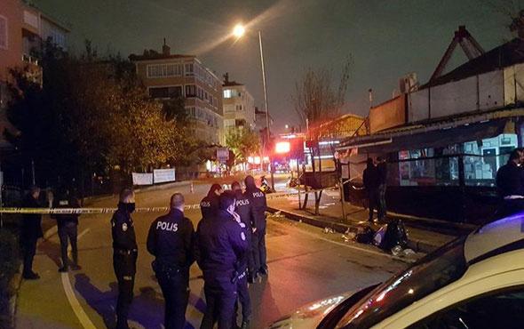 Bakırköy'de şüpheli paket alarmı