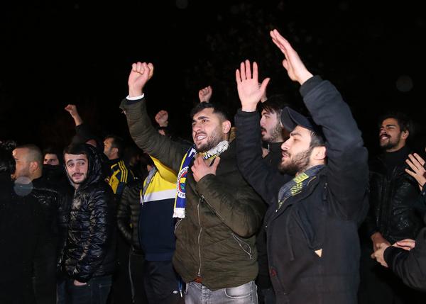 Fenerbahçe'ye Samandıra'da şok protesto! - Sayfa 2