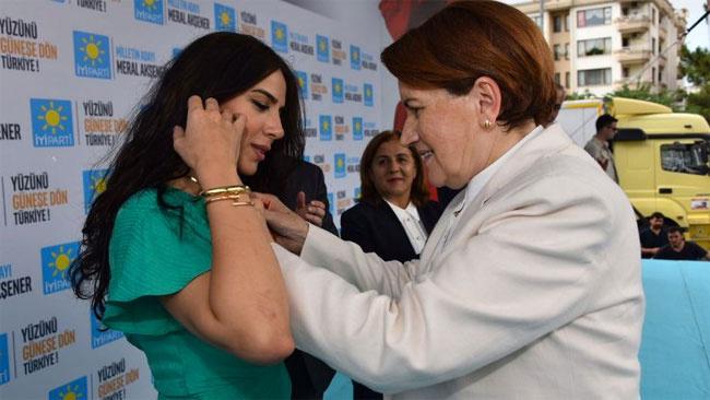 Turgut Altınok'un kızı İYİ Parti'den istifa etti Ayça Altınok kimdir? - Sayfa 1