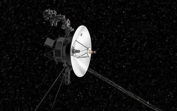 NASA'nın uzay aracı Voyager 2, yıldızlararası bölgeye ulaştı