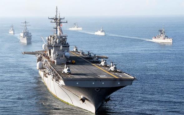 Dünyanın en güçlü donanmaları! Türkiye kaçıncı sırada?
