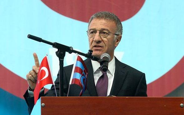 PFDK Ahmet Ağaoğlu'na 60 gün hak mahrumiyeti cezası verdi