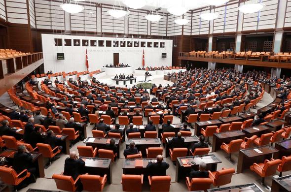 Af tartışması Meclis'te tansiyonu yükseltti