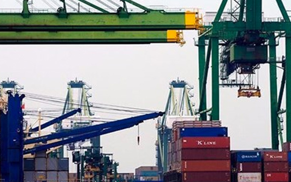 Ekim ihracat birim değer endeksi azaldı