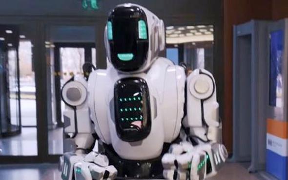 'Yüksek teknoloji robotu' dediler gerçek bambaşka çıktı