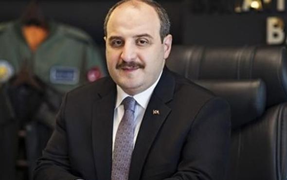 Bakan Mustafa Varank: 20 yıllık rüya gerçek oldu