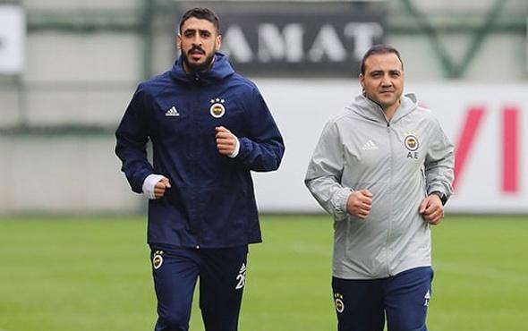 Fenerbahçe'de sürpriz Tolga Ciğerci kararı