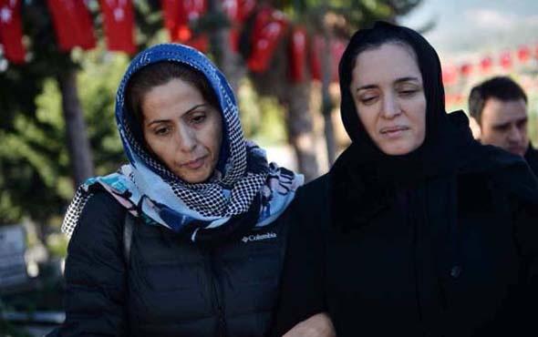 Altuğ Verdi'nin ailesi ve yakınları Mersin'deki mezarını ziyaret etti!