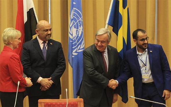 İsveç'te Yemen konusunda kritik karar