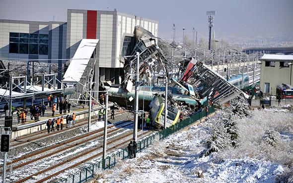 Tren kazasından çalışmayan aracı sayesinde kurtuldu!