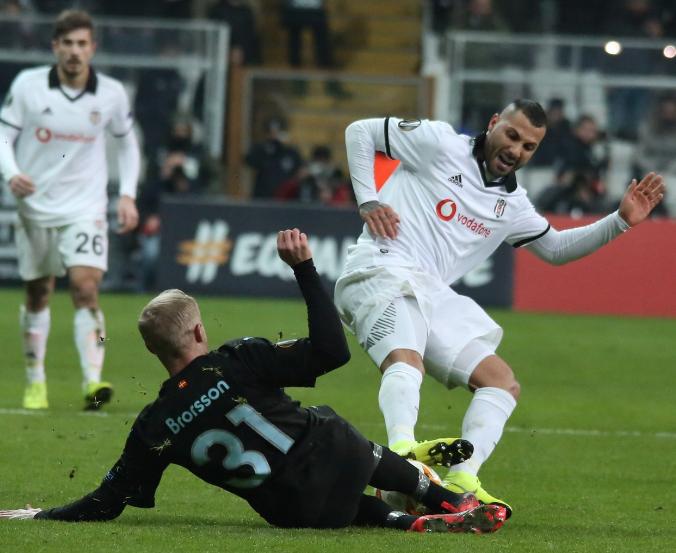 Quaresma çileden çıkardı: Beşiktaş'a ihanet etti