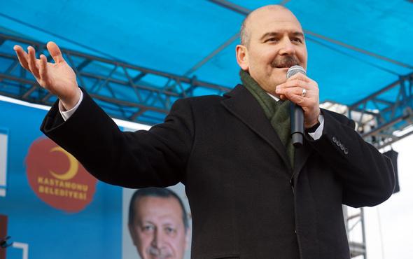 Süleyman Soylu: Kayyum atanan belediyeler, ne yaptılarsa Kandil için yaptılar