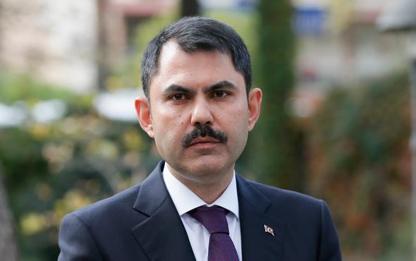 Bakan Murat Kurum'dan 'ön ödemeli konut' müjdesi