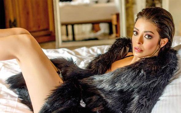 'Kızım' dizisinin 'Asu'su Selin Şekerci'nin seksi paylaşımı ortalığı yıktı